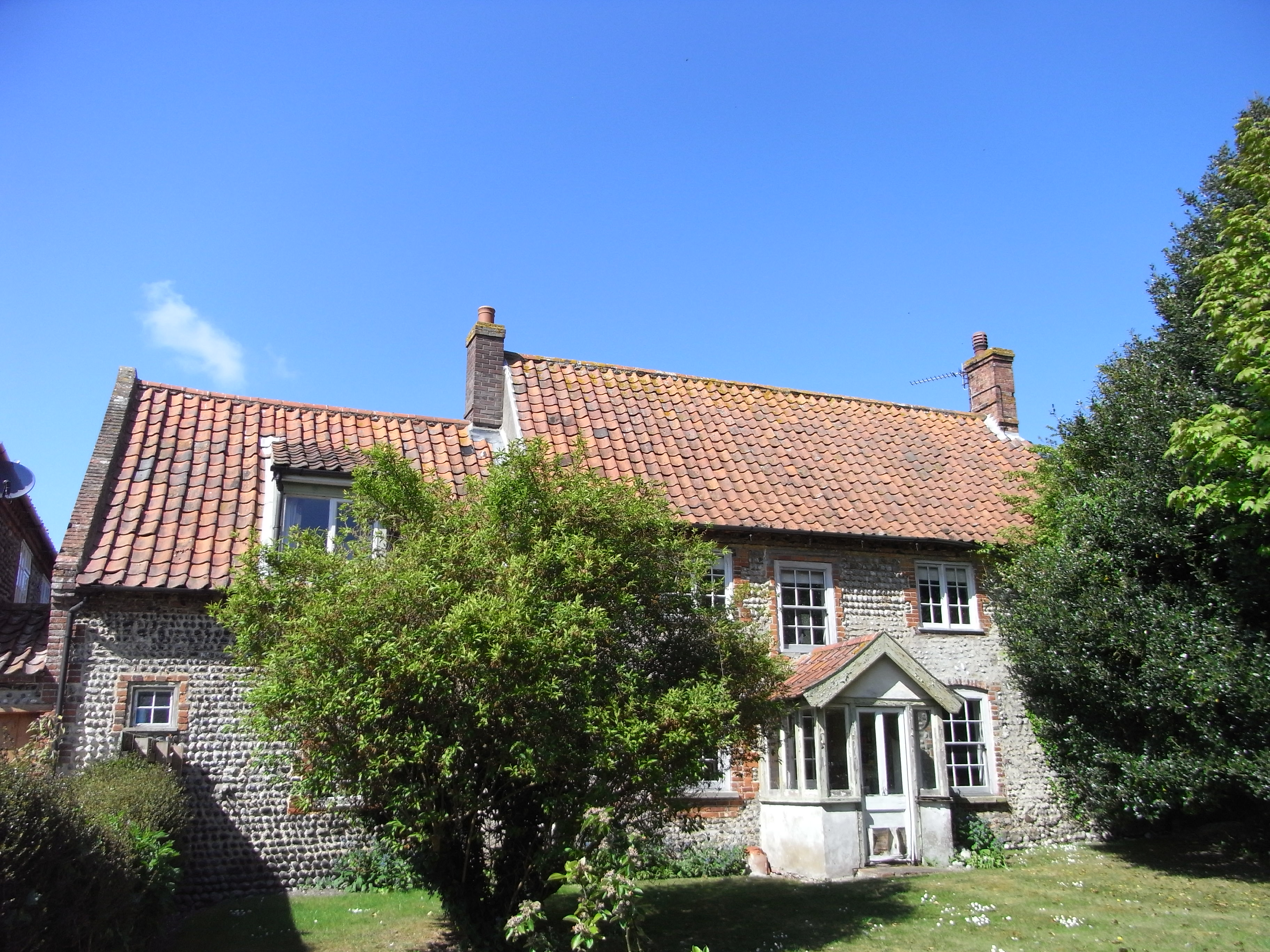 Cottage at Cley, North Norfolk